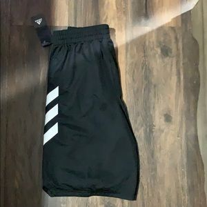 Boys sizes large adidas gym shorts